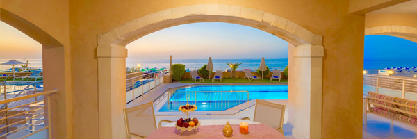 Accommodation villas in Crete - Rethymno