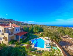 Vacation villa Dafni in Crete for holidays
