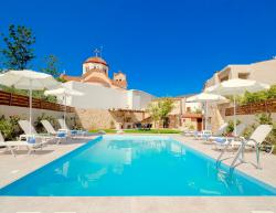 Vacation villa Lucas in Crete for holidays