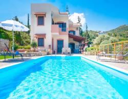 Vacation villa Lygaria in Crete for holidays